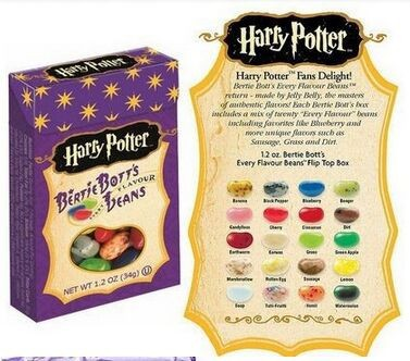 Гаджет  1boxes Harry Potter Beans..beans Boozled Crazy Sugar.Magic Beans.Harry Potter 2015 Christmas gift for kids None Еда