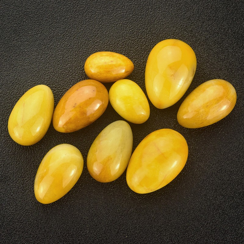 Drilled Jade Eggs Yellow Jade Yoni Eggs Pelvic Kegel Exercise Vaginal Tightening  Sex Toys for Women Health Care (3pcs/set)  Drilled Jade Eggs Yellow Jade Yoni Eggs Pelvic Kegel Exercise Vaginal Tightening  Sex Toys for Women Health Care (3pcs/set)  Drilled Jade Eggs Yellow Jade Yoni Eggs Pelvic Kegel Exercise Vaginal Tightening  Sex Toys for Women Health Care (3pcs/set)  Drilled Jade Eggs Yellow Jade Yoni Eggs Pelvic Kegel Exercise Vaginal Tightening  Sex Toys for Women Health Care (3pcs/set)