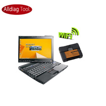 2016-07 i-com A2 wifi hardware with x201T Touch screen laptop installed ISTA-D ISTA-P Win8.1 system software expert mode
