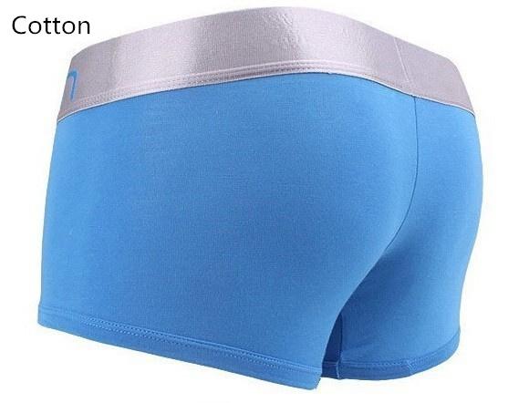 10pcs/lot 2016 Hot Fashion Sexy Cotton Men's Underwear Boxers high quality Cotton sexy boxer shorts Free Shipping(China (Mainland))