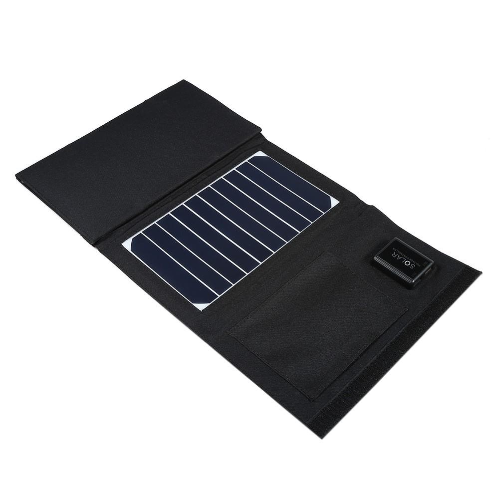 Solar Panel Portable High Efficiency Sunpower Dual USB Output Solar ...