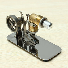Mini Hot Air Stirling Engine Motor Model Science & Discovery Toys  Educational Toy Kits(China (Mainland))