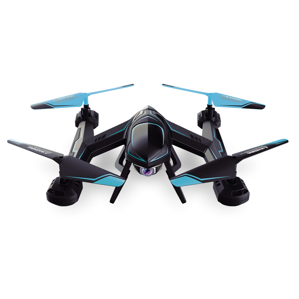 720P FPV Drone X8SW RC Quadcopter Helicopter 2.4G 4CH 6-Axis RC Helicopter Drones Can Add Real-time 1.0MP HD Camera