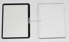 Для жк-экран протектор новый китай производства Nikon D3100 защиты стекла цифровой камеры окно стекло