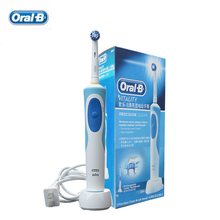 Oral B D12013  Electric Toothbrushes Rechargable Brands Oral Hygiene Dental Care Electric Tooth Brushes(China (Mainland))