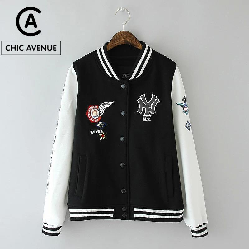 Baseball Jacket Pattern | Outdoor Jacket