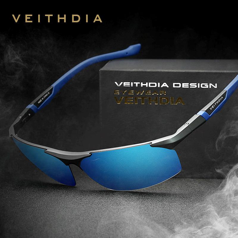 Aluminum Magnesium Sunglasses Polarized Sports Men Coating Mirror Driving Sun Glasses oculos Male Eyewear Accessories 6589(China (Mainland))