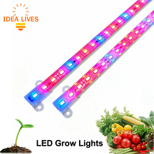 LED Grow Light DC12V IP68 Waterproof Hight Brightness 5630 LED Bar Light for Aquarium Greenhouse Plant Growing.(China (Mainland))