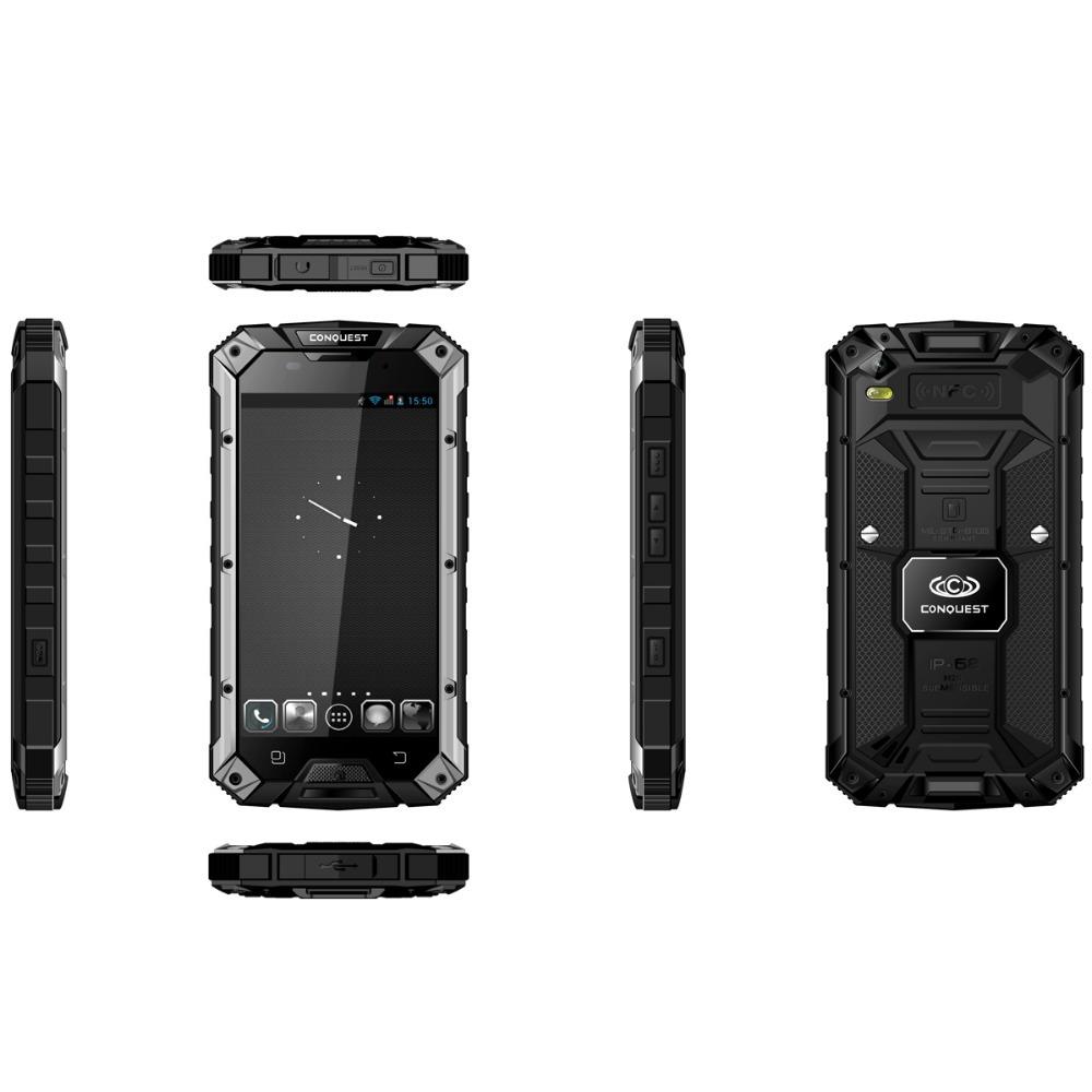 Мобильный телефон IMAN S6 4G MTK8752 IP68 Android 4.4 3500mAh 5,0 мобильный телефон android is better than a802 4g 5 0 1800