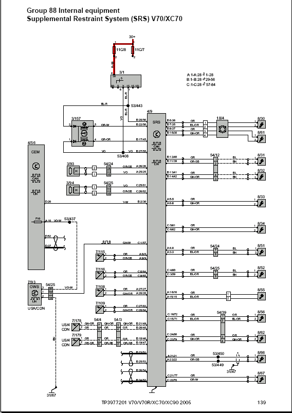 volvo wiring diagram volvo printable wiring diagram database volvo wiring diagrams v70 wire diagram source