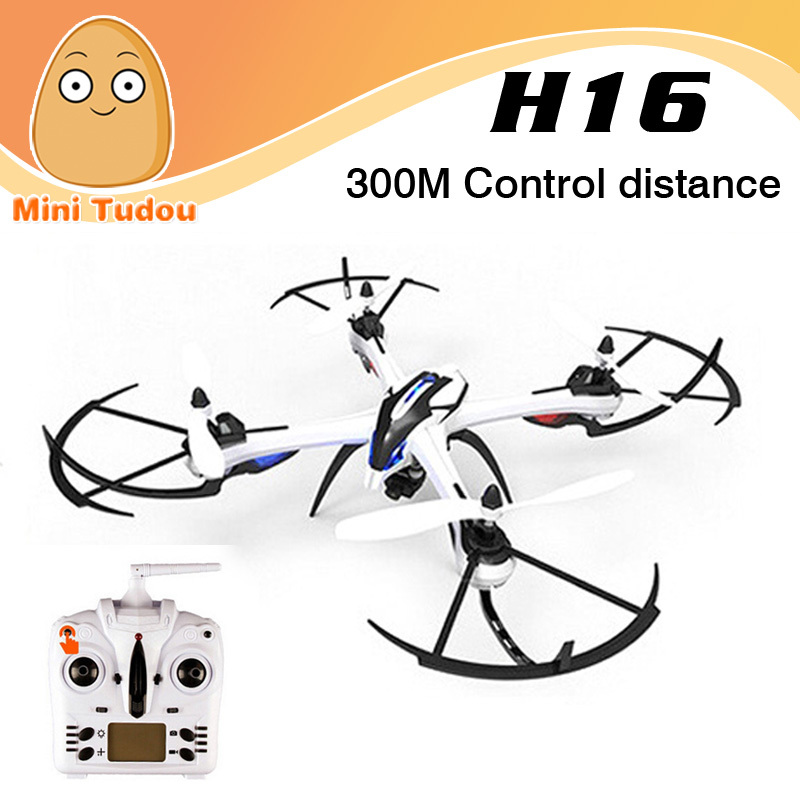 Sky Walker JJRC H16 Copter 4Ch 6Axis Remote Control Quadcopter With Camera Helicopters UFO LED Drone(China (Mainland))