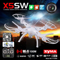 Syma X5SW Quadcopter Skimmer Drone With Camera HD FPV Kinda Dron Rc Helicopter Quadrocopter Remote Control