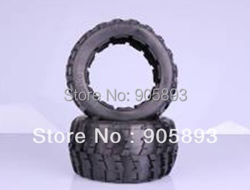 Free shipping!!Big Monster Generation II tyre(Only Rubber Part),rc car  Rubber