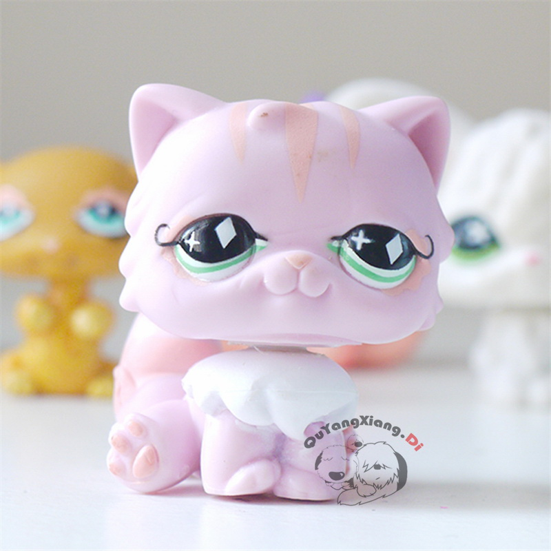 LPS Pet Shop Animal Cats action Figure Puppy little Animals Loose Figure Collection Toys Doll Kids Gift<br><br>Aliexpress