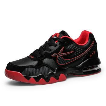 Eur 39 - 45, Новый стиль кроссовки баскетбольная обувь мужчины шнуровке воздуха обувь низкая культура воздуха единственные легкие хорошо для мужчин спорт, # 19203