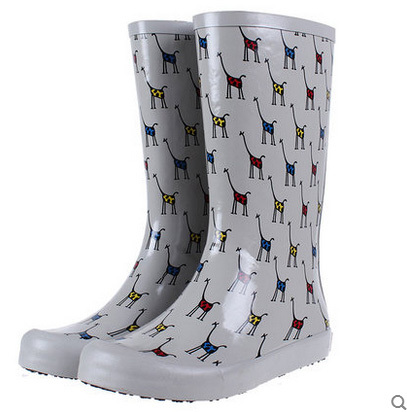 Ladies Mid-calf Rain Boots Female Wellies Women Rain shoes Women High Rainboots Female Rubber Shoes Free Shipping<br><br>Aliexpress