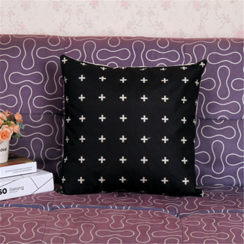 Newest Fashion <font><b>Elegent</b></font> Square <font><b>Home</b></font> <font><b>Decorative</b></font> Cotton linen Throw Pillow Cases Cushion Cover Car Pillowcase For Office Soft