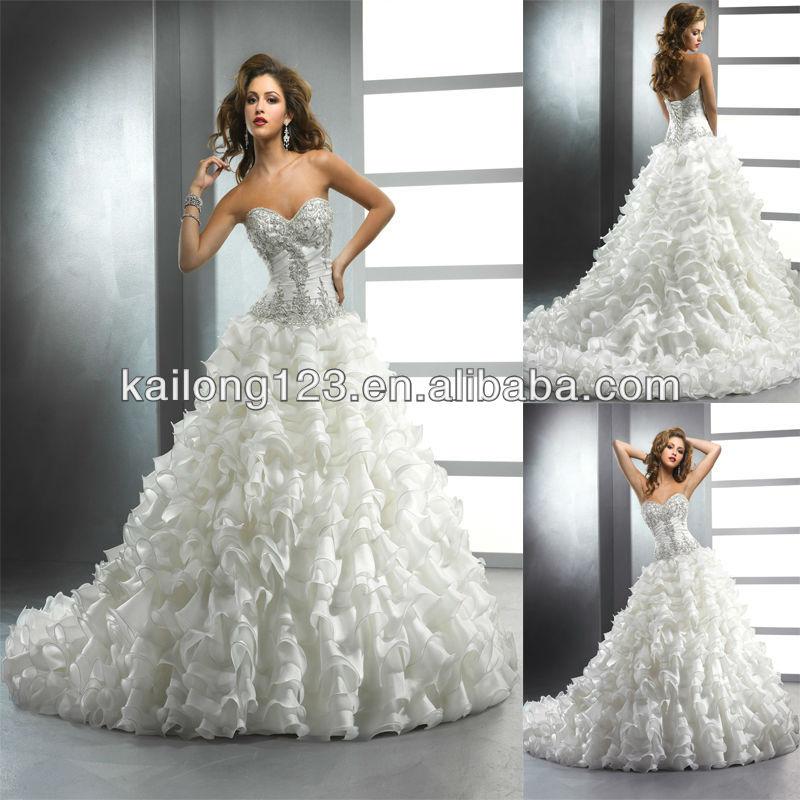 Full crystal beaded wedding dresses wedding dresses dressesss for Fully beaded wedding dresses