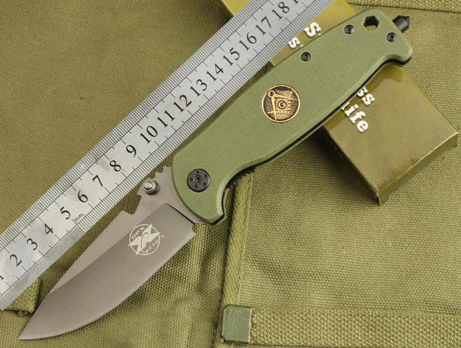 DA-7 knife (naval version) utility knife outdoor camping knife Fruit knife(China (Mainland))
