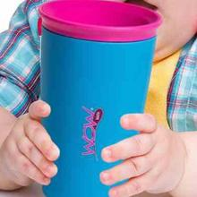 Baby Infant Safety Leakproof Training Sippy Cup Magic Mug