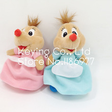 Original Rare Cinderella Jaq Perla Mouse Cute Soft Stuffed Plush Toy Doll Birthday Gift Children Girl Gift Limited Collection(China (Mainland))