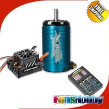 Tenshock X802LV2 6 Pole Micro Brushless DC Motor &Hobbywing EZRUN Max8 V3 150A ESC Waterproof Speed ControllerCod.X802lV2+Max8(China (Mainland))