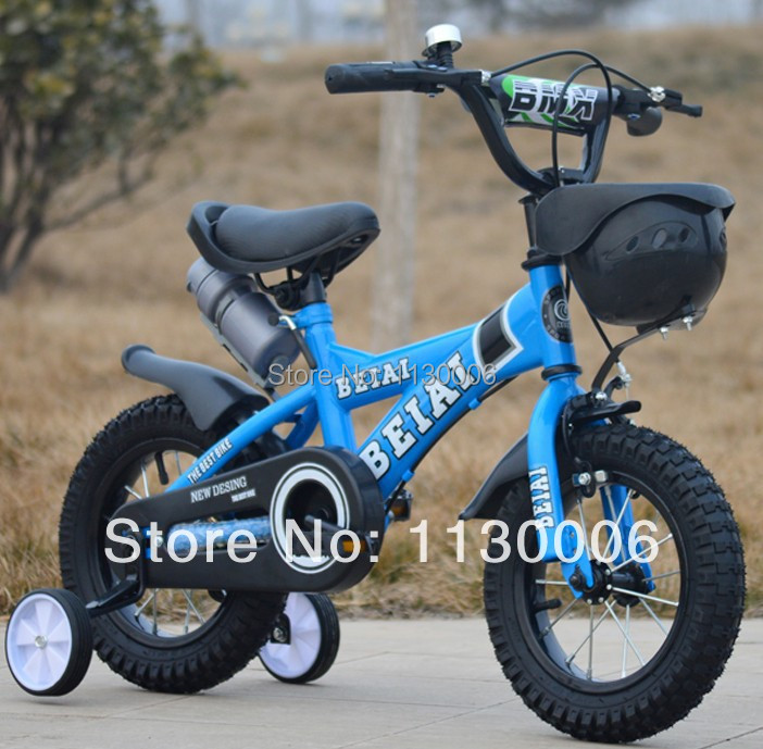 Wholesale 4 colors beiai 14 inch classic children's bicycles kids bike Get a FREE bicycles suit gift free shipping(China (Mainland))