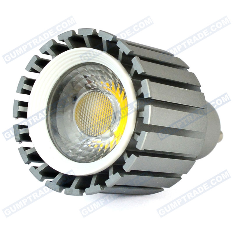 MENGS GU10 10W LED Spotlight in Warm White/Cool White, 700LM, AC 85V-265V, 50 x 79mm(110160034)(China (Mainland))
