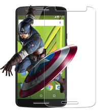 0.26mm Explosion-proof Front LCD Tempered Glass Film for Motorola Moto X Play / Moto X3 Lux / 5.5 inch LCD Screen Protector