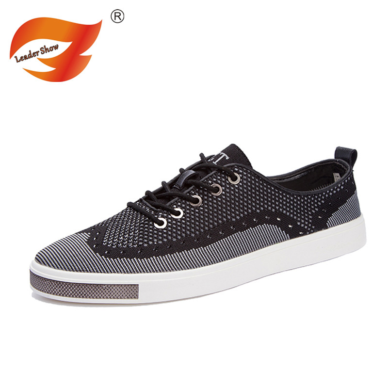 Spring and Summer Male 2016 Korean Edition Recreational Driving Shoe Breathable Low Help Shoes Fly Fabric Men's Shoes(China (Mainland))