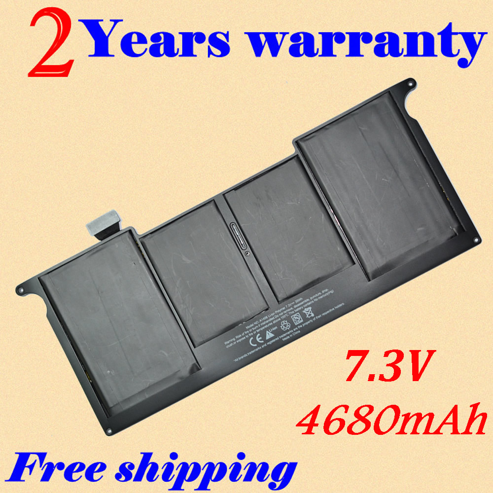 A1495 A1370 A1406 A1465 Laptop battery for Apple MacBook Air MD711CH/B 11.6-inch 2011 11.6-inch A1370<br><br>Aliexpress