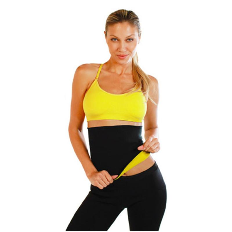 1pc Hot Shaper Slimming Waist Belt Neoprene Women ...