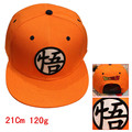 3style High quality Dragon ball Z Goku hat Snapback Flat Hip Hop caps Casual baseball cap