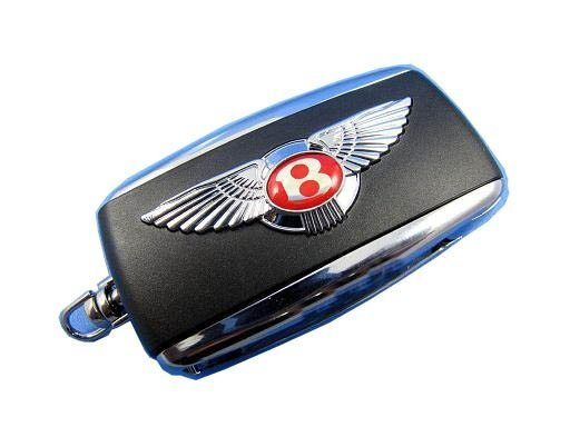Wholesale Bentley Flip Remote Key Shell 3 Buttons with free shipping