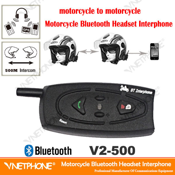 free shipping motorcycle bluetooth intercom wireless bluetooth headset bluetooth 500m motorcycle. Black Bedroom Furniture Sets. Home Design Ideas