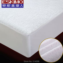 """Mattress Cover Premium Waterproof Mattress Protectors-Hypoallergenic Breathable Noiseless-Queen (60""""X80""""X18"""")/King (78""""X80""""X18"""")(China (Mainland))"""