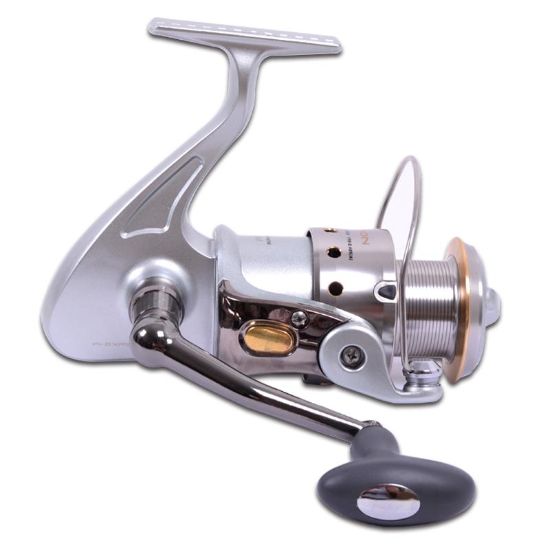 50 series stainless steel bearing 7 shaft spinning reel fishing reel fish wheel