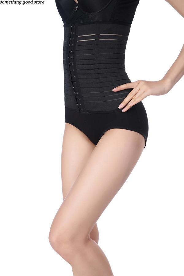 Сексуальные женщины послеродового восстановления беременным похудения пояс талия обучение корсеты боди триммер для похудения профилировщик тела # 292