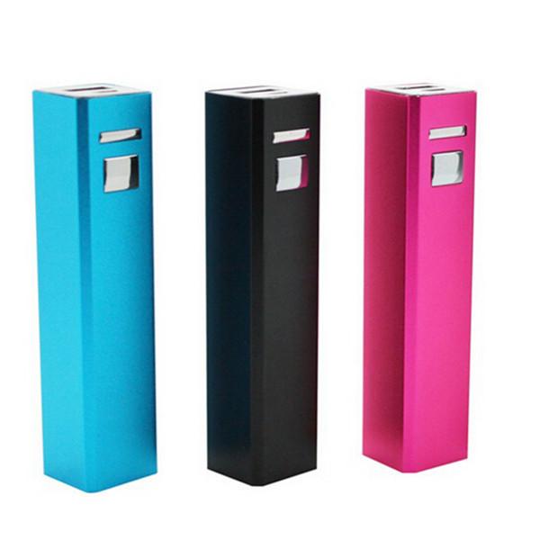 free shipping hot sale universal portable backup battery 2600mah one battery font b power b font