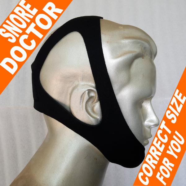 Stop Snoring Naturally To Cure Sleep Apnea For Breathe Right! Anti Snoring Device, Stop Snoring Chin Strap Ronquidos ronflement(China (Mainland))