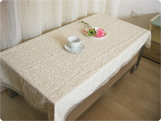 2015 New Arrival Special Offer Woven Home Outdoor Hotel Wedding Multifunctional Coffee Table Cover Tablecloths 100cm X 150cm Tv(China (Mainland))