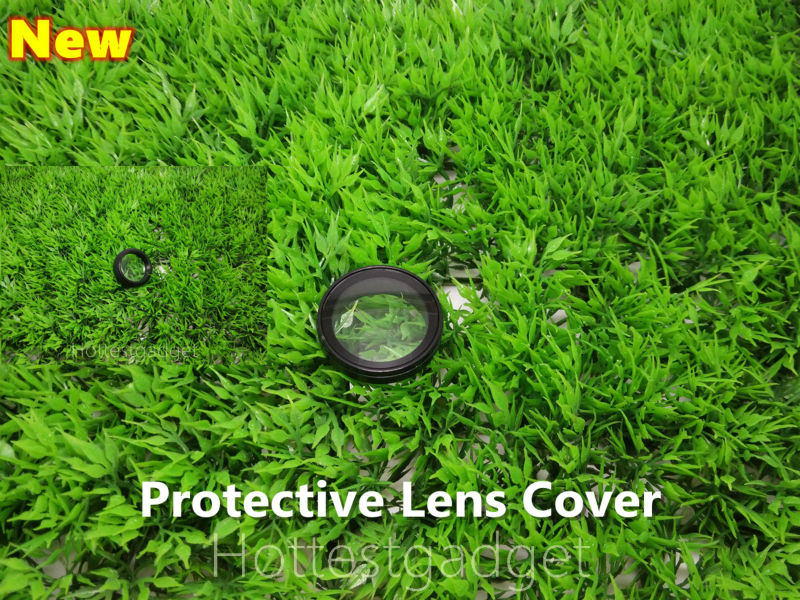 Red Lens Gopro Gopro Glass Protective Lens