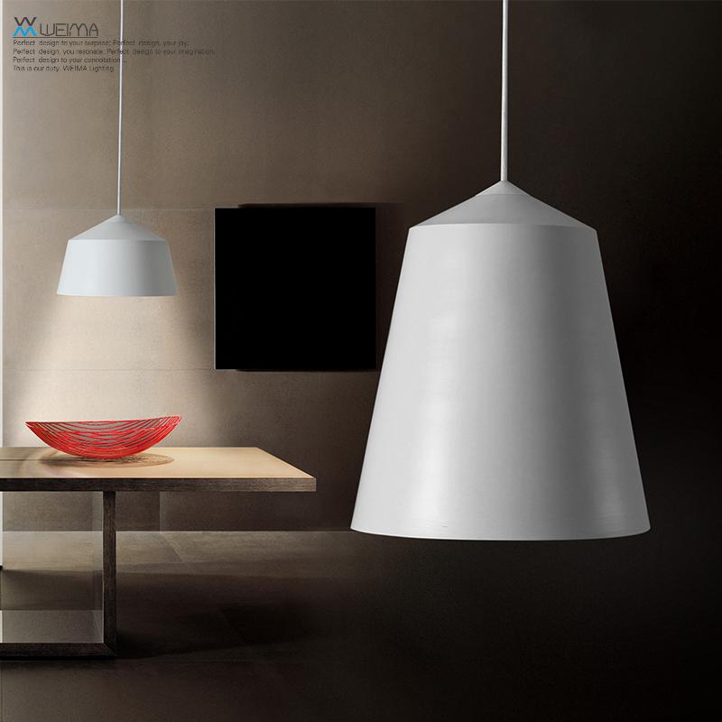 Compra Cocina moderna llevó luces colgantes online al por ...