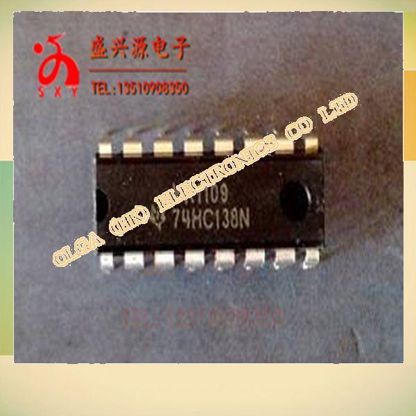 SN74HC138N upright DIP - 16 domestic decoder/multiplex multiplexer(China (Mainland))