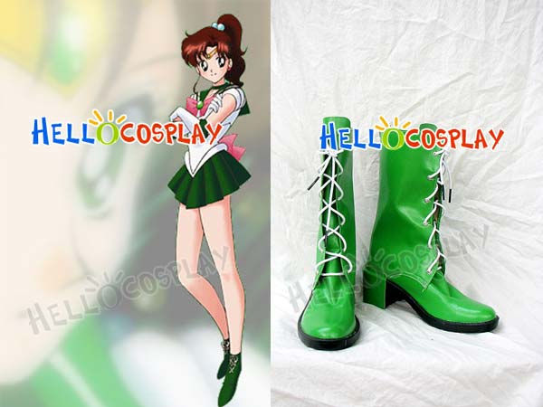 Sailor Jupiter Cosplay Boots Cosplay Sailor Jupiter