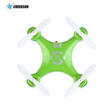Vendita di liquidazione Cheerson CX-Elicottero RC 4 Canali 6 Assi Gyro CX10 mini drone 360 Gradi Stunt giocattoli di controllo remoto copter(China (Mainland))