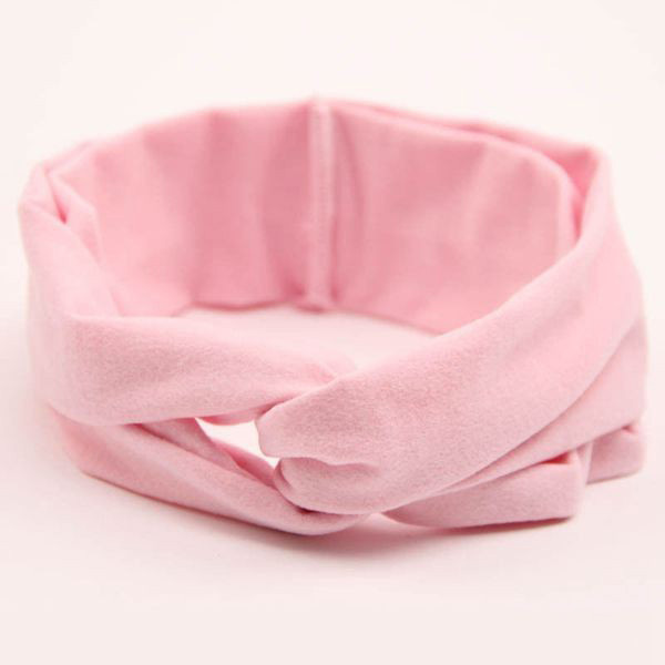 1 PCS Cute Baby Toddler Infant Kids Girls Wide Hairband Headband Cross Head Wrap New Hair Accessories(China (Mainland))