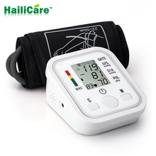 Arm Blutdruck Pulsmesser Gesundheitswesen Monitore Digitale Oberen Tragbare Blutdruckmessgerät Meter Blutdruckmessgerät(China (Mainland))