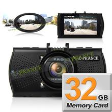 E-prance Car DVRS B48 Dashboard Car Camera Video Recorder Ambarella A7 LA70 HD 1296P With Optional GPS / Fliter 170 Degree(China (Mainland))