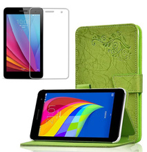 Buy 1x Screen Protector,New Arrival Printing Pattern Folio Stand Cover Leather Case Huawei Mediapad T1 7.0 T1-701 T1-701u Tablet for $13.19 in AliExpress store